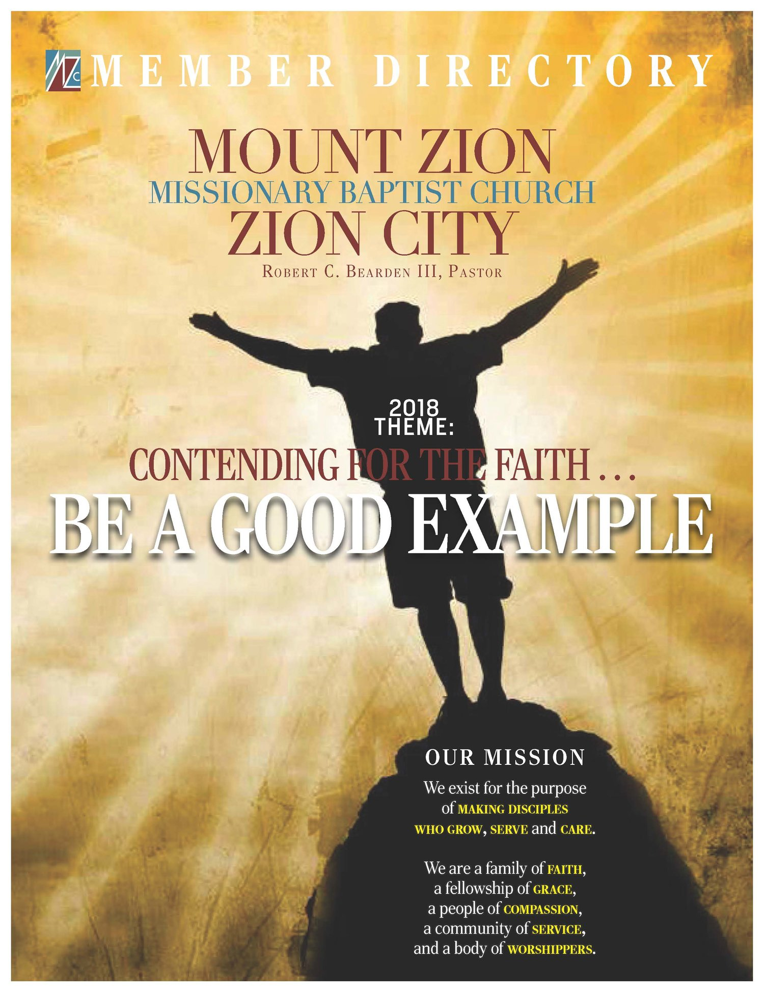 mount zion baptist church zion city birmingham harrison prince