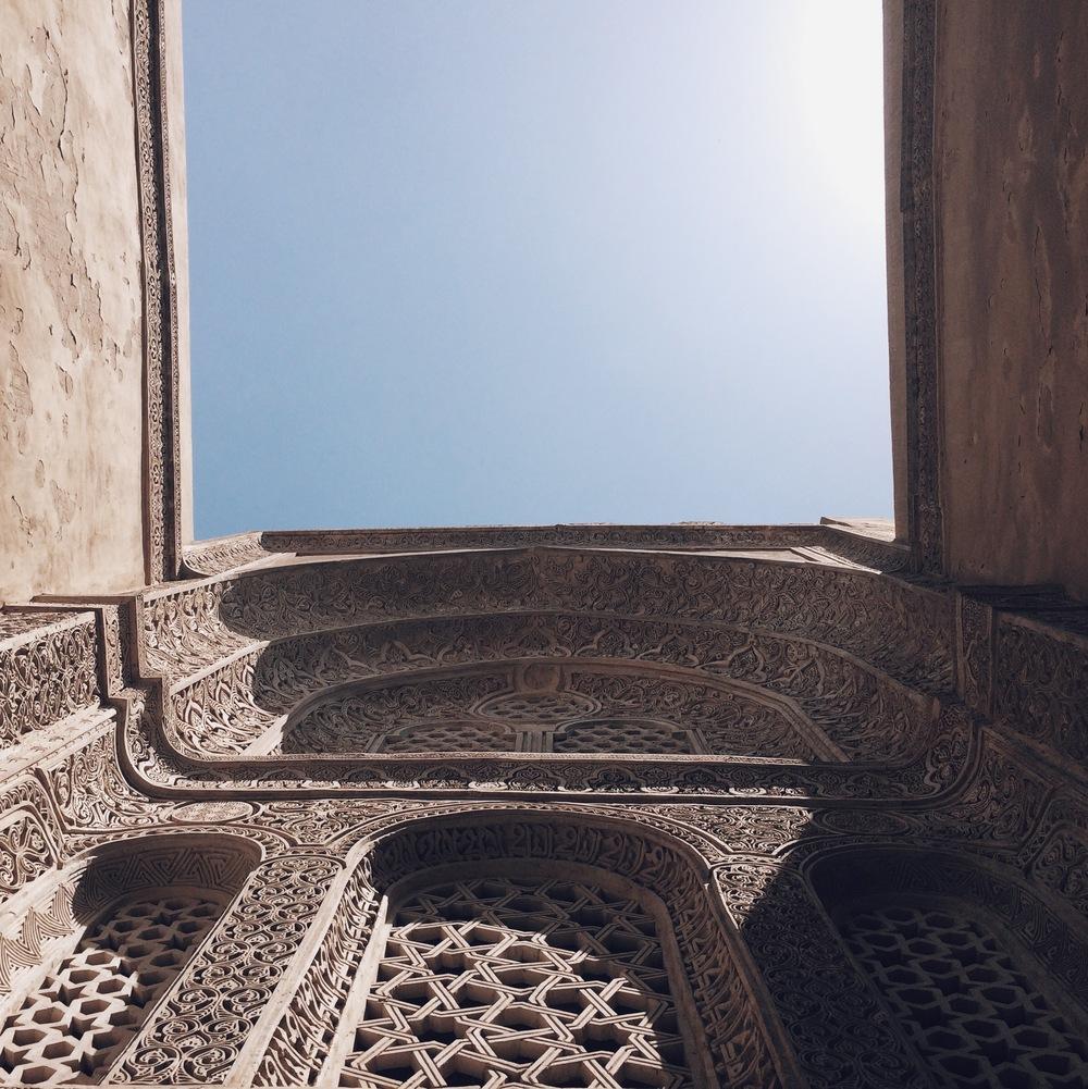 cairo,egypt    al-hussein mosque