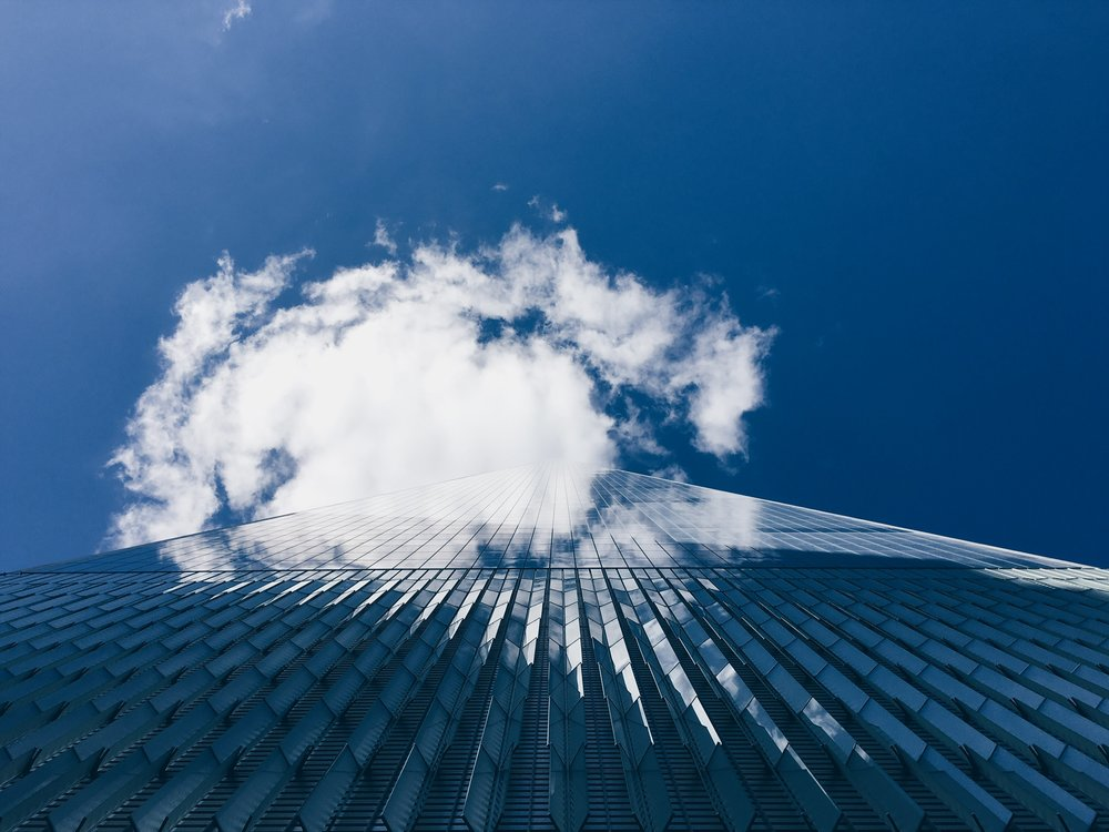 manhattan, new york   one world trade center by som