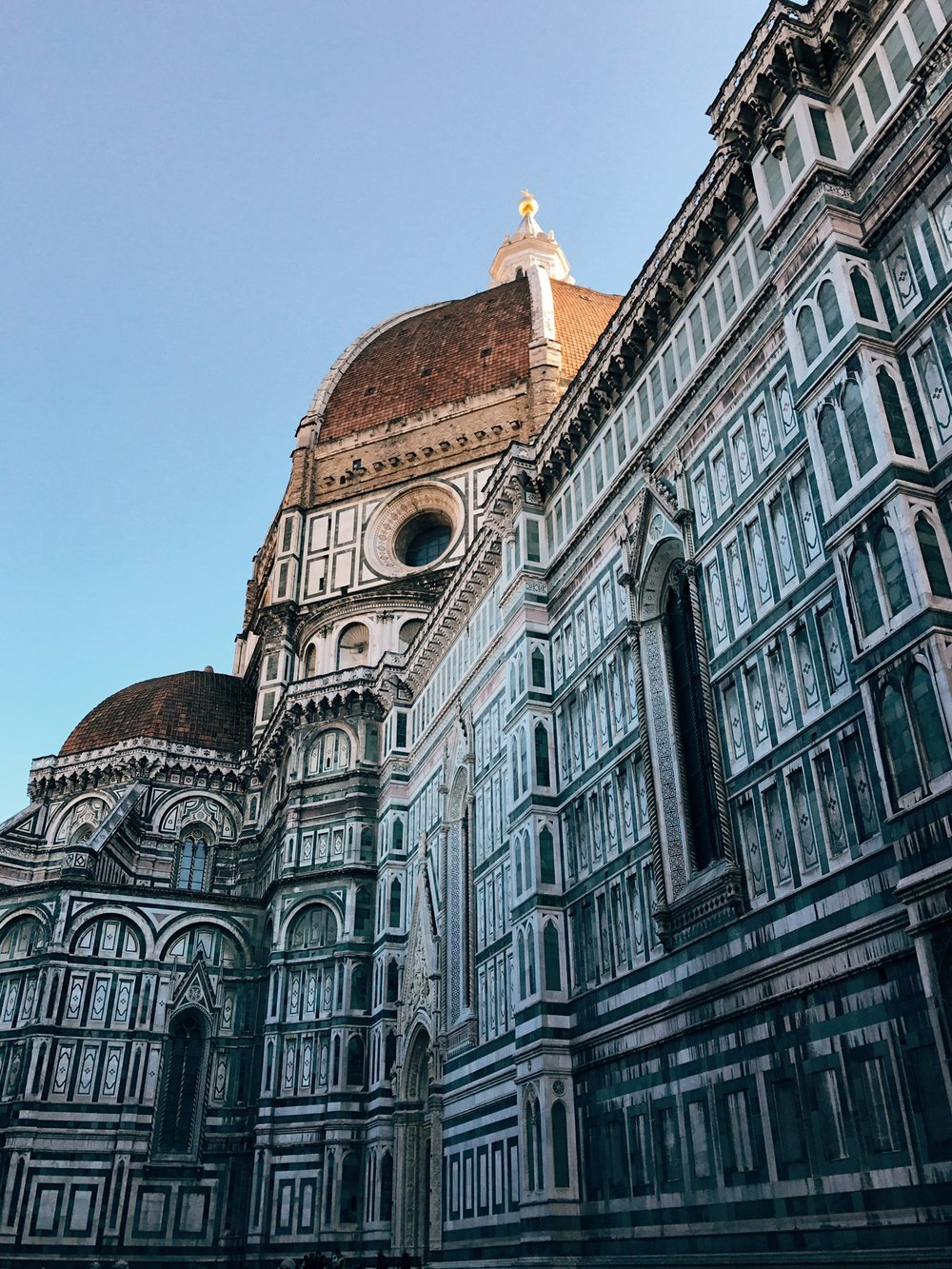 florence, italy   duomo by brunelleschi