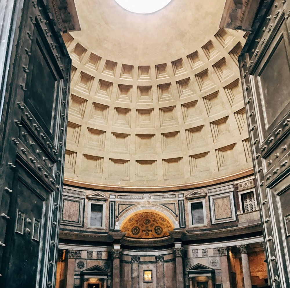 rome, italy   the pantheon