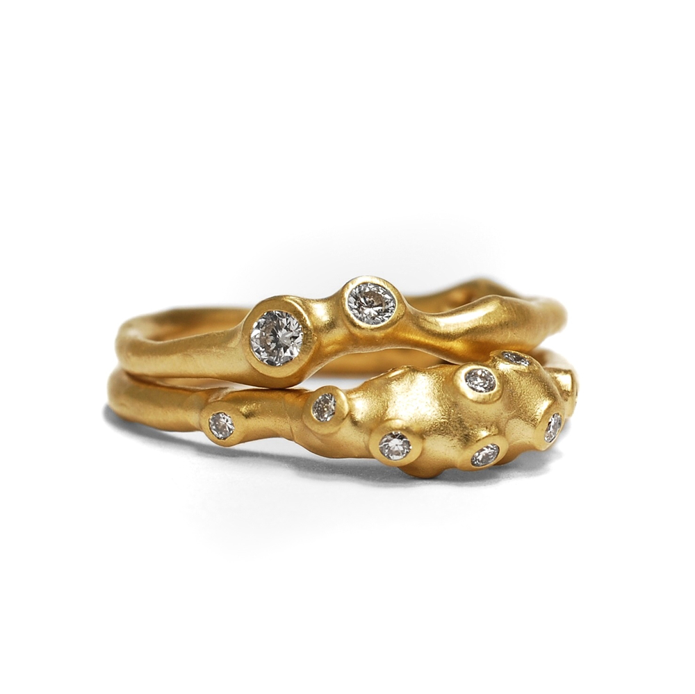 #52  Barnacle Contour Band and Cluster Ring