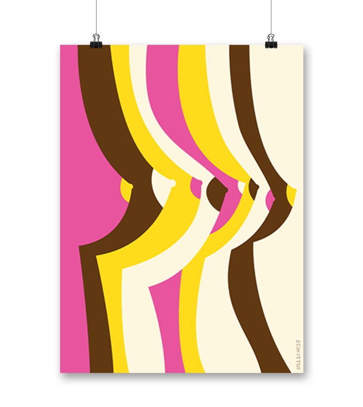 Creative direction: Sarah McNerney | Design and Illustration: Anne Ulku