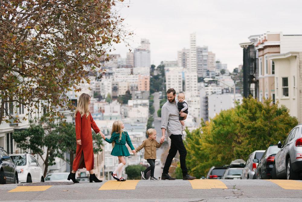 Telegraph Hill, SF