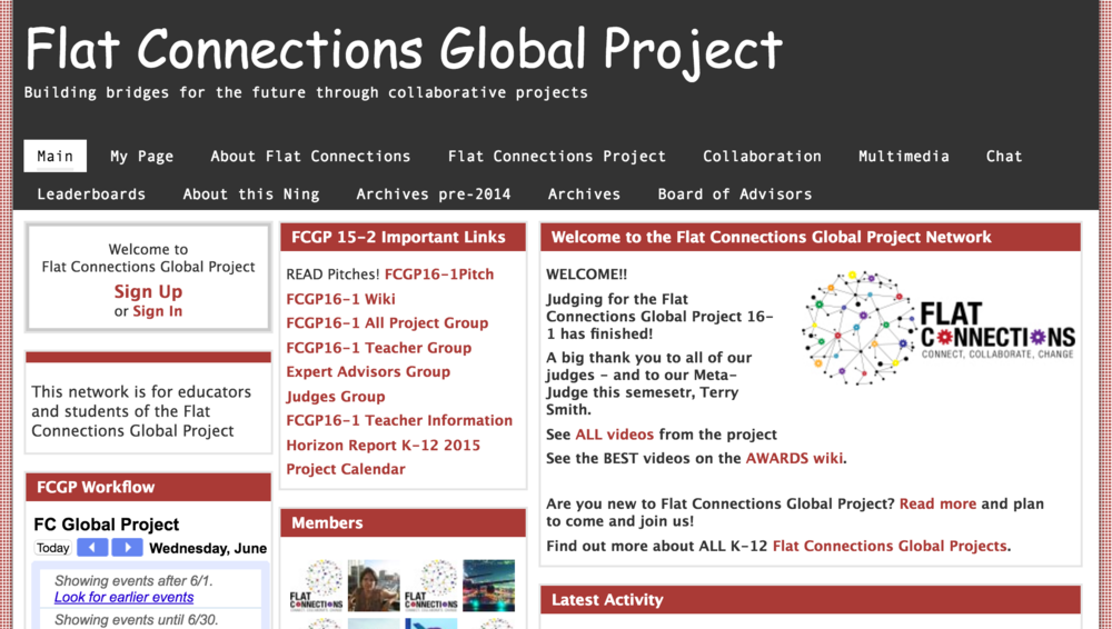 Flat Connections Global Project.png