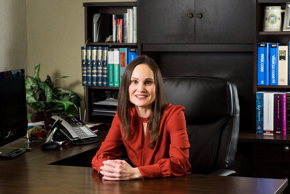 Lacey Van Etten, family law attorney