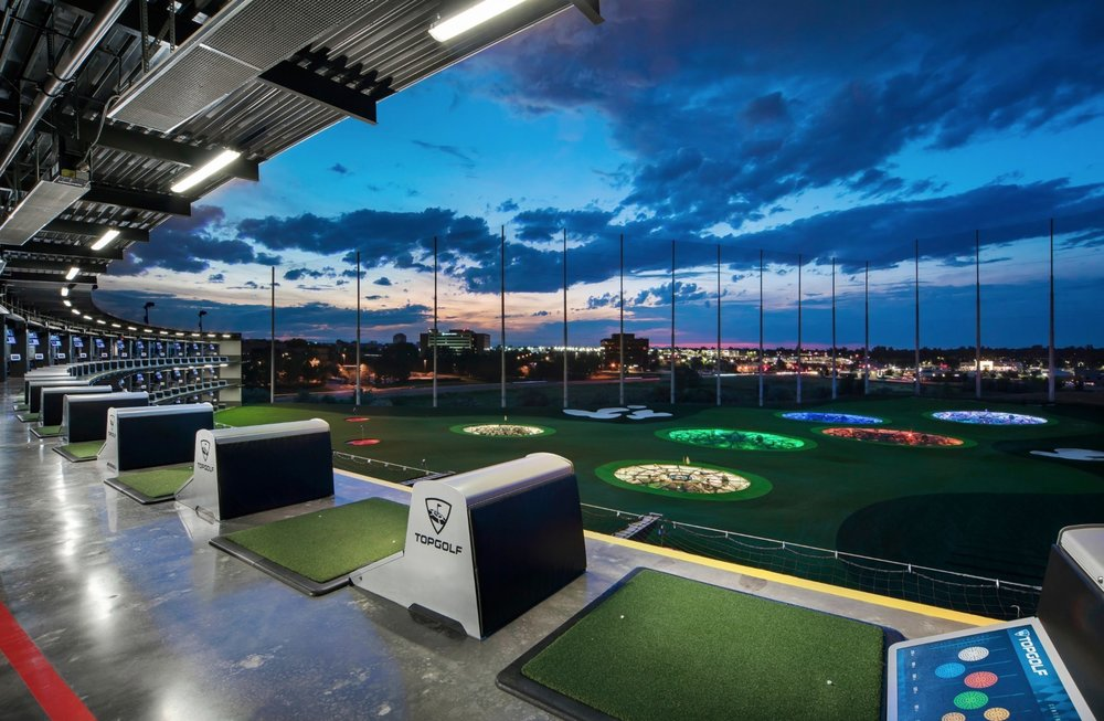 Nashville Top Golf