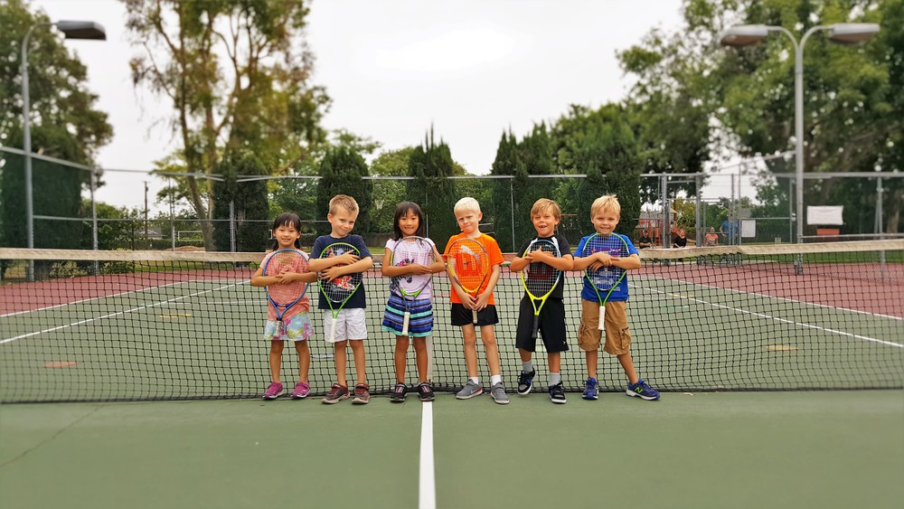 Copy of 10 And Under Tennis