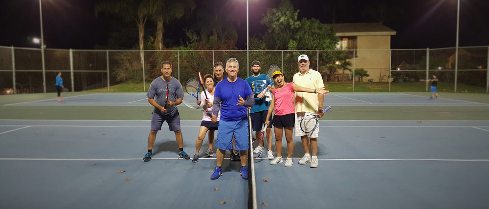 Adult Tennis Classes   It's Never Too Late   to Start or Continue Playing Tennis!    Laguna Hills   Costa Mesa