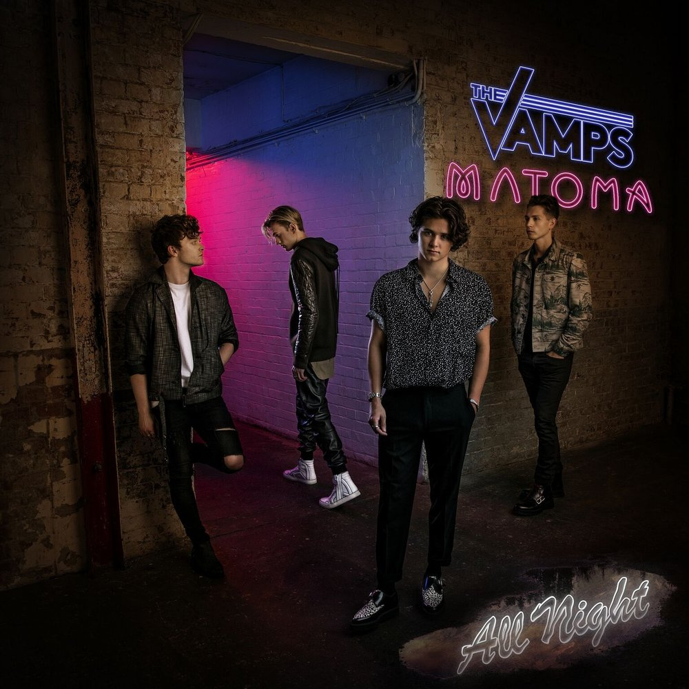 The Vamps - Signed to: Mercury, Virgin EMI