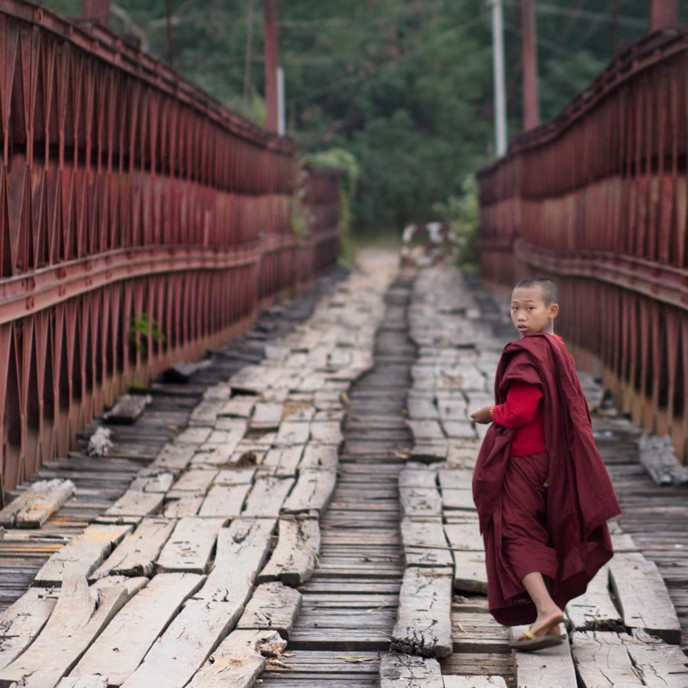 Hsi Paw, Myanmar