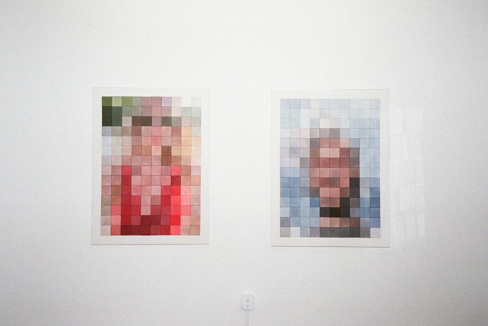 Poetics of Relation  Gallery Exhibition & Catalog Design
