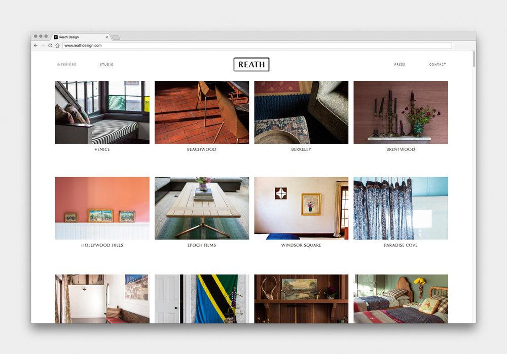 Visit  reathdesign.com