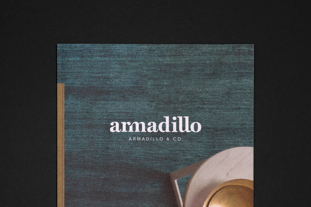 Armadillo&Co  Rebrand & Art Direction