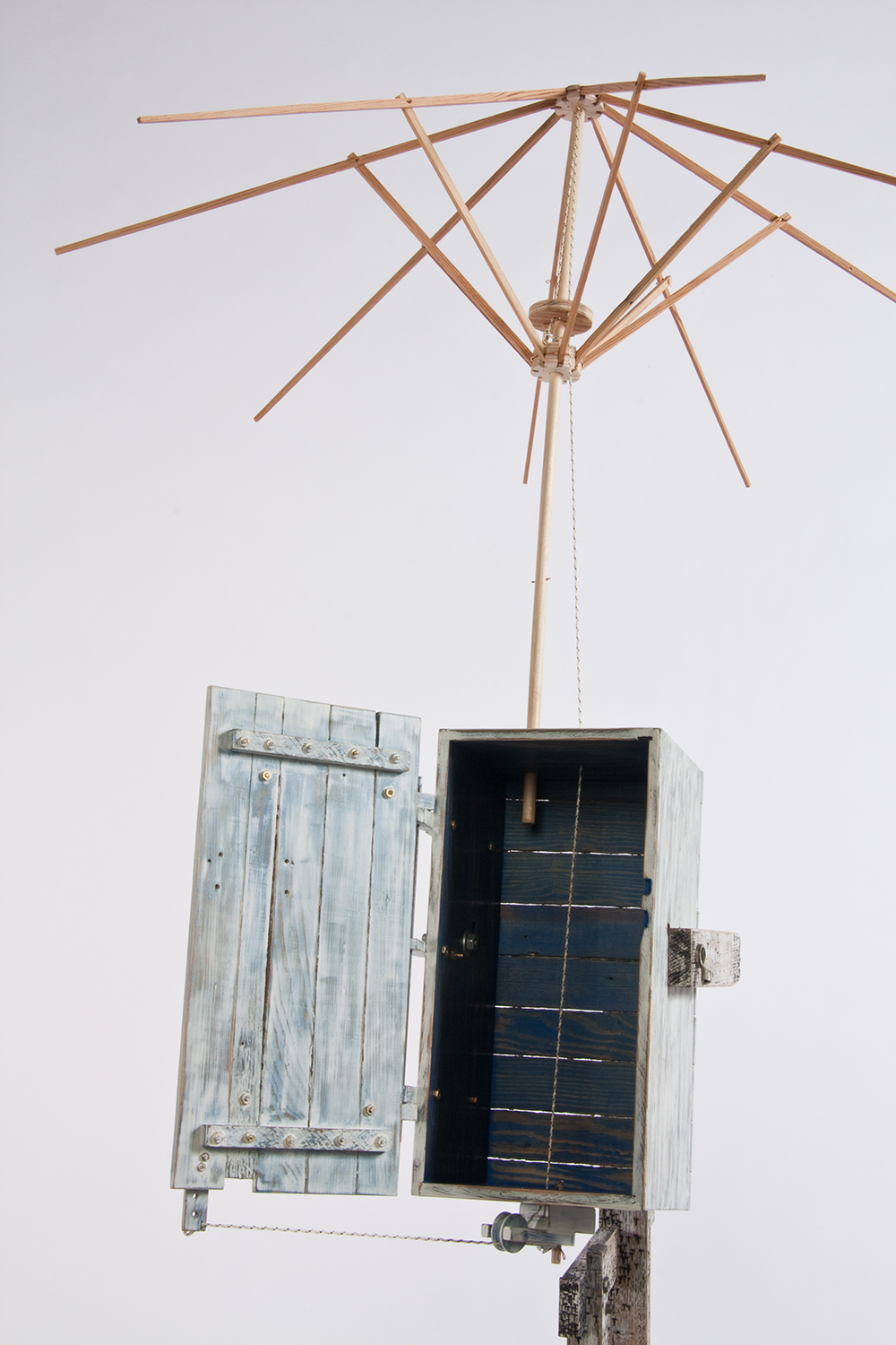 Symbiosis #3: Test Cabinet, 2009