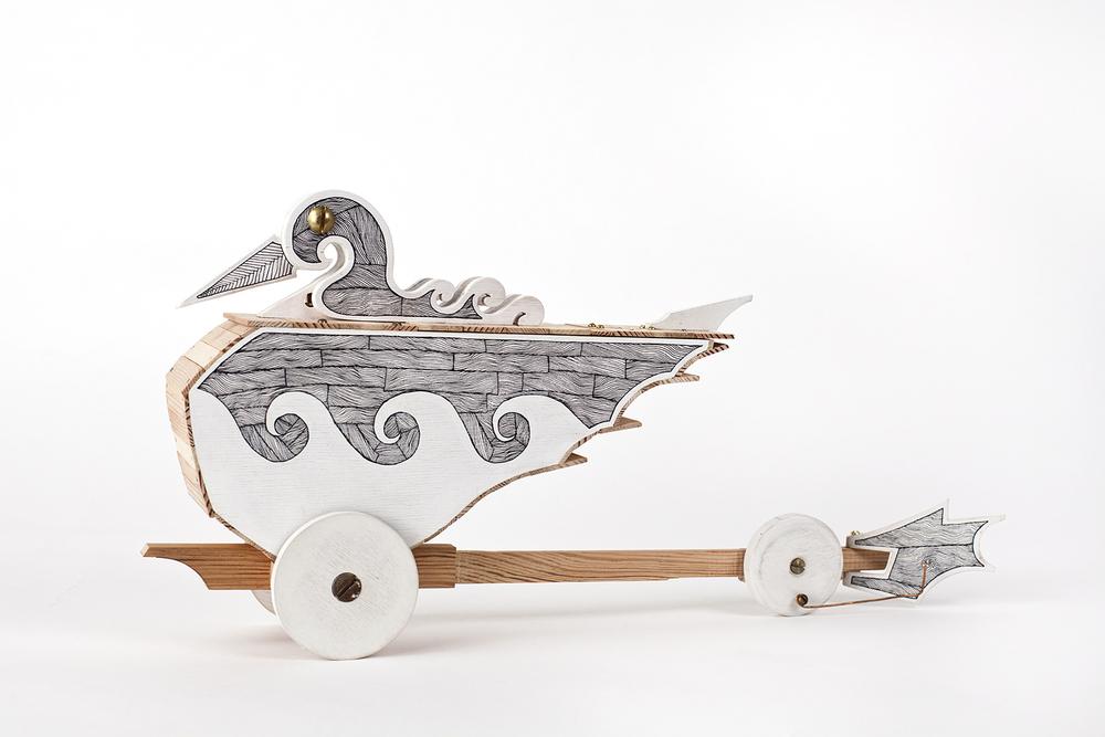 Odd Duck, 2012
