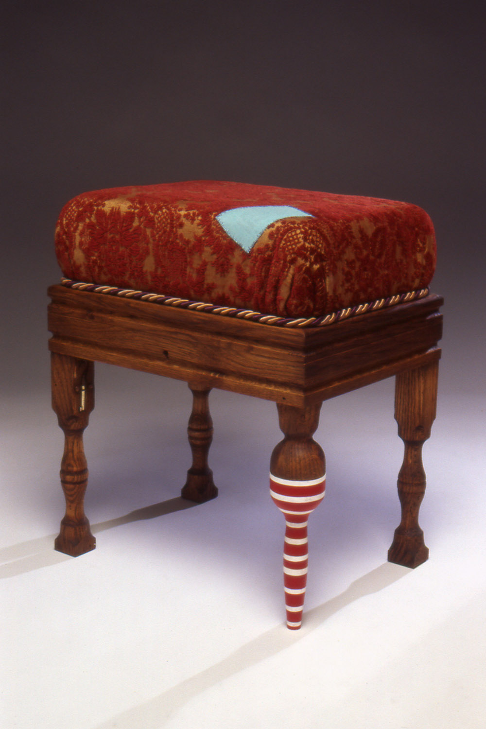 Pirate Stool, 2006