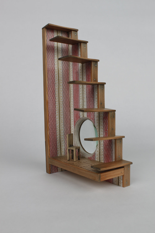 Stair Chair Study, 2017