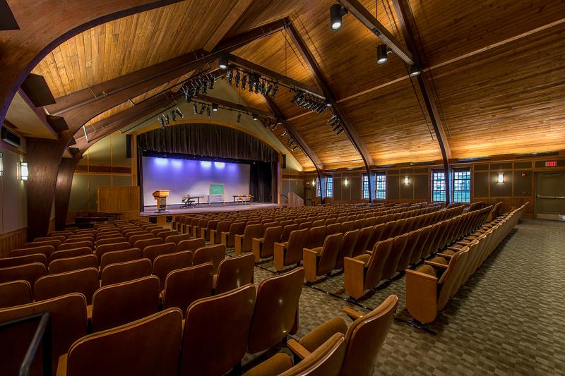 T he Allen Theater