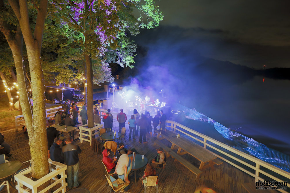 Spafford - 10.1.16 - Dockside Bar & Grill - Omaha, IL