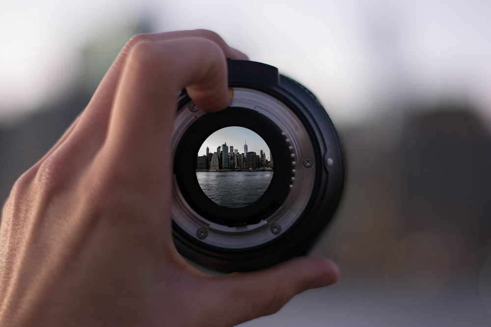 Lens Eye View