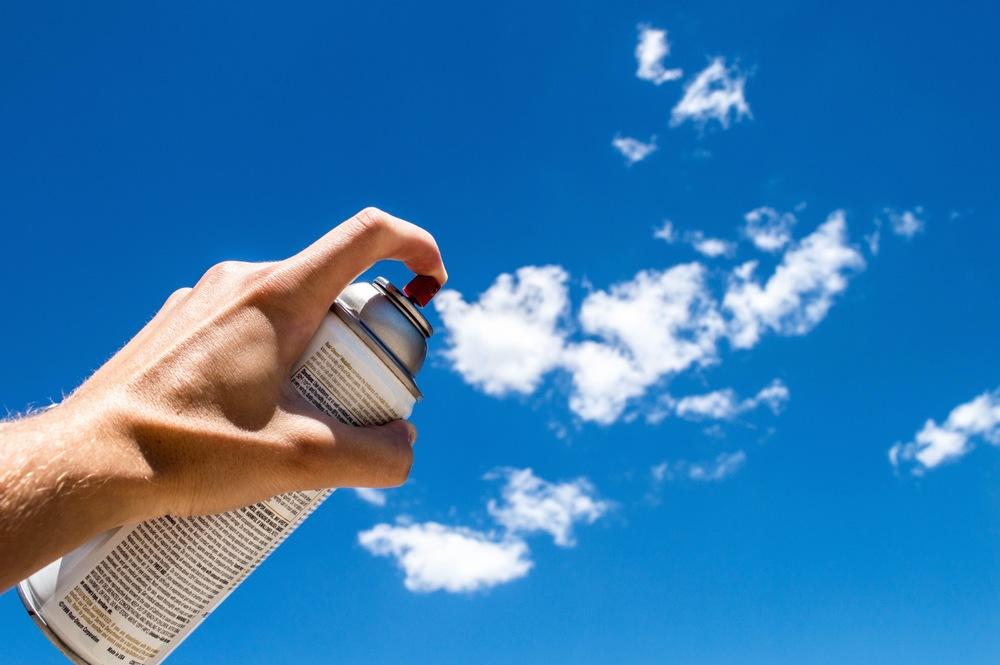 Spray Clouds