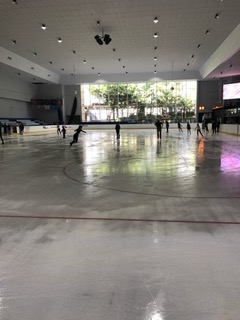 ice rink opening day.JPG