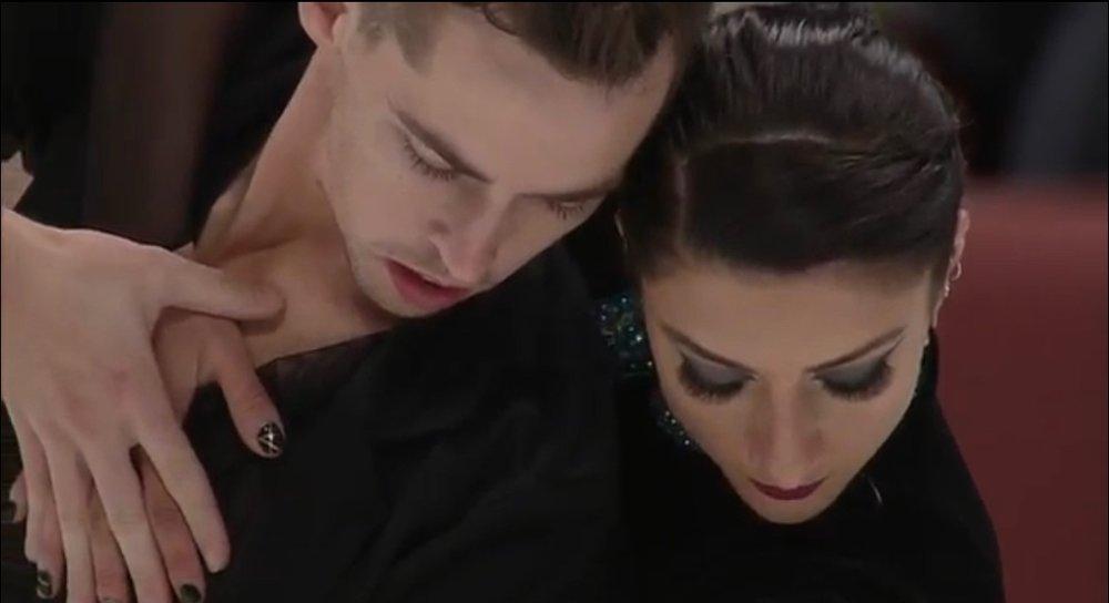 Chantelle Kerry & Andrew Dodds - 2 x Australian Senior Ice Dance Champions2 x World Team Members