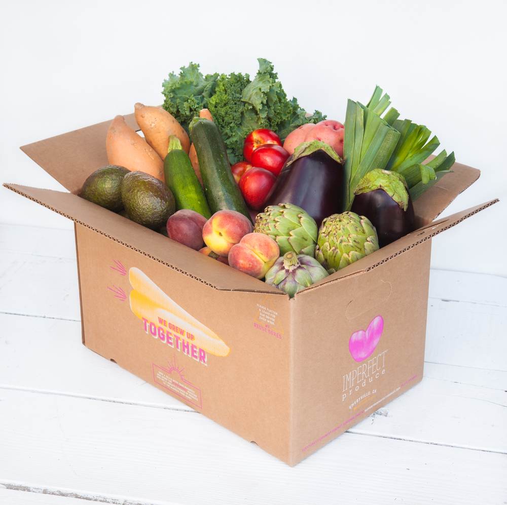 Imperfect Produce Ugly Produce Delivered