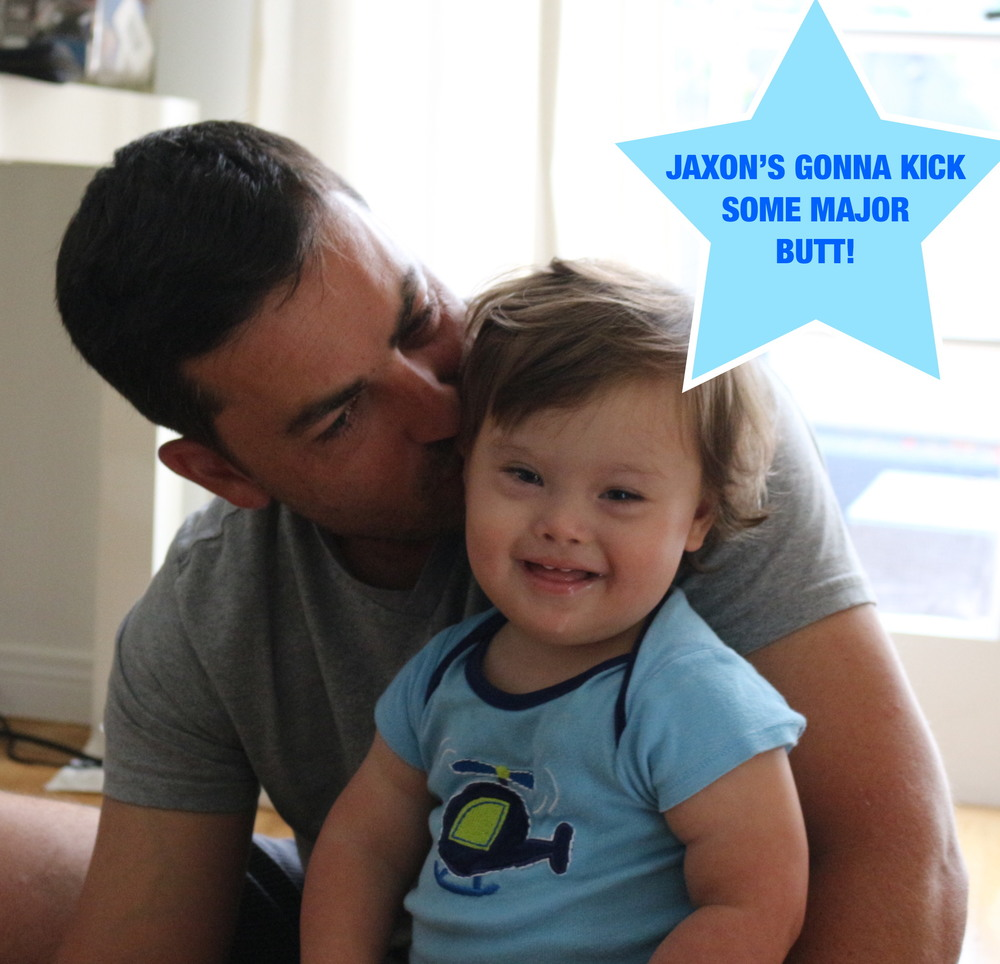JAXON IS GONNA KICK BUTT
