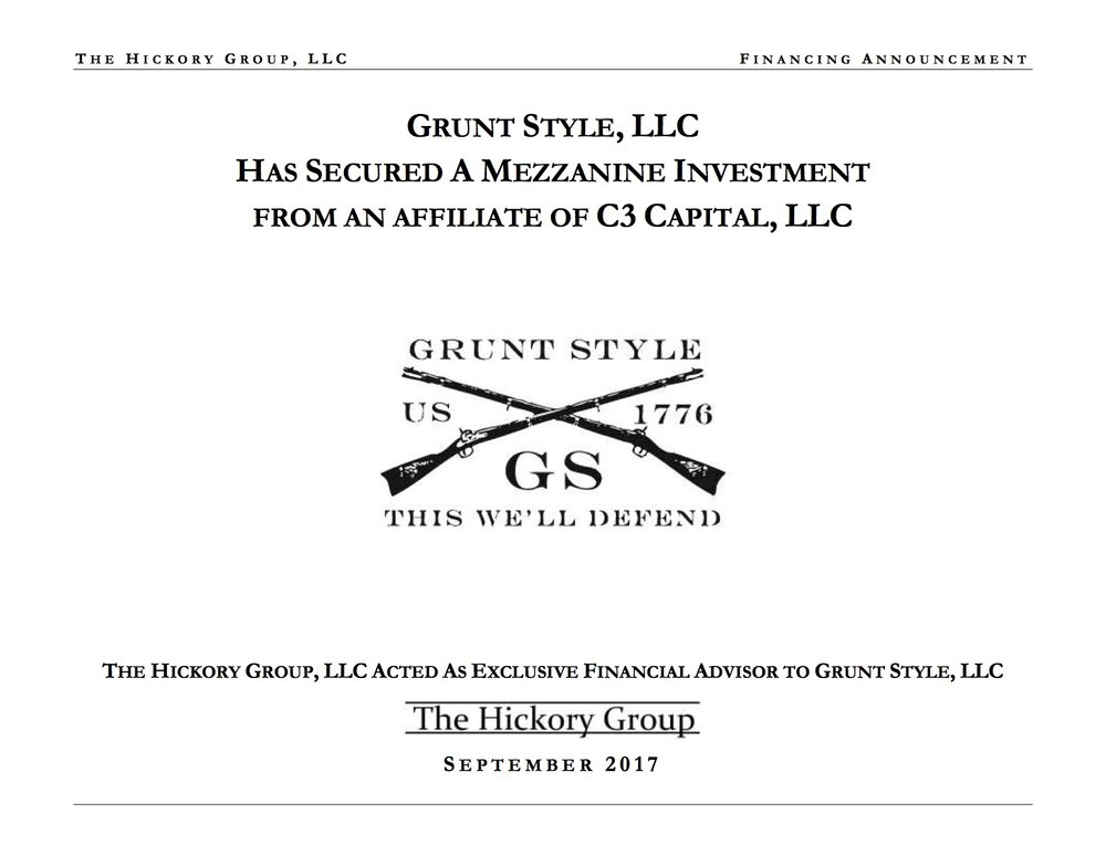 Grunt Style - Hickory Mezzanine  Announcement (September 2017) General Distribution.jpg