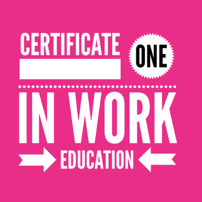 Latrobe Lifeskills: Certificate One in Work Education