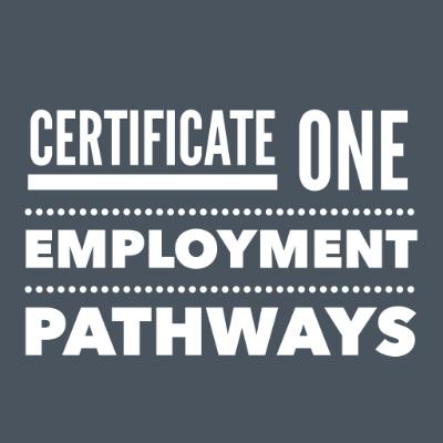 Latrobe Lifeskills: Certificate One in employment pathways