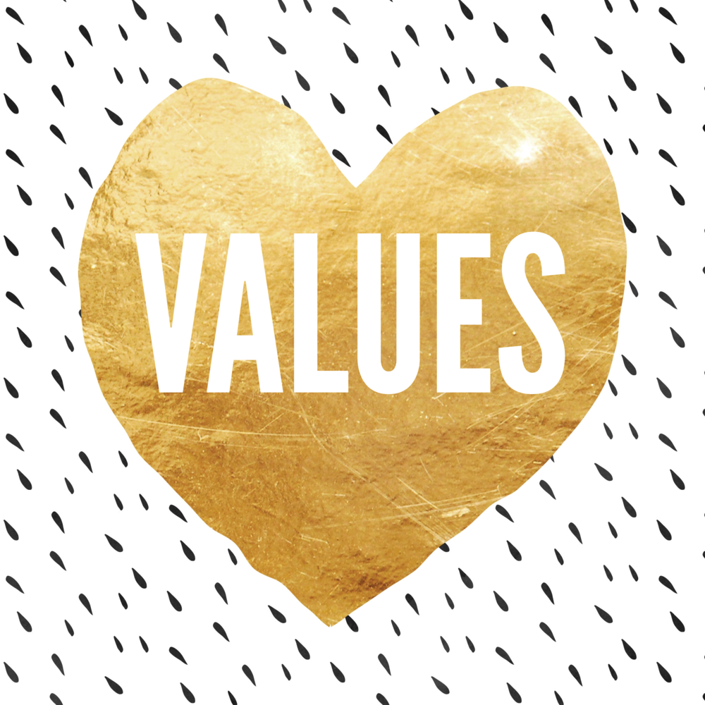 Latrobe Lifeskills Values