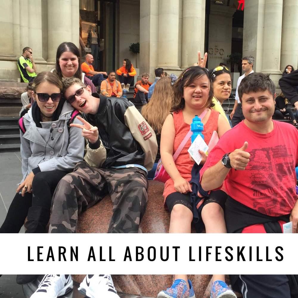 Hear from the Latrobe Lifeskills Participants