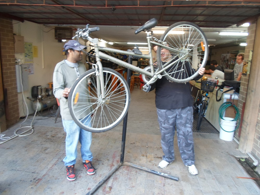 Latrobe Lifeskills Bike Maintenance