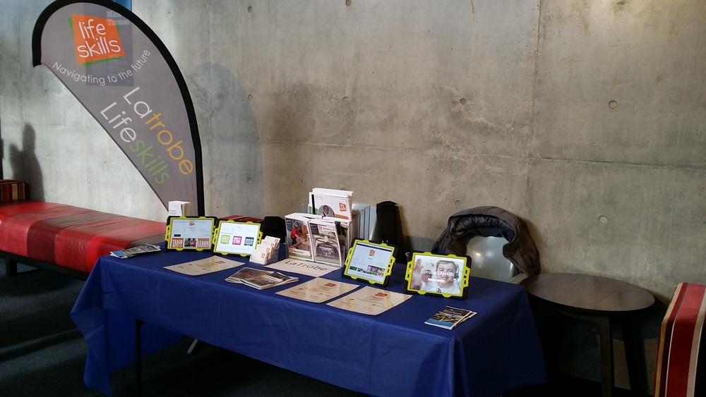 Latrobe Lifeskills Bendigo Careers expo