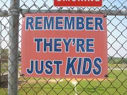 A reminder: