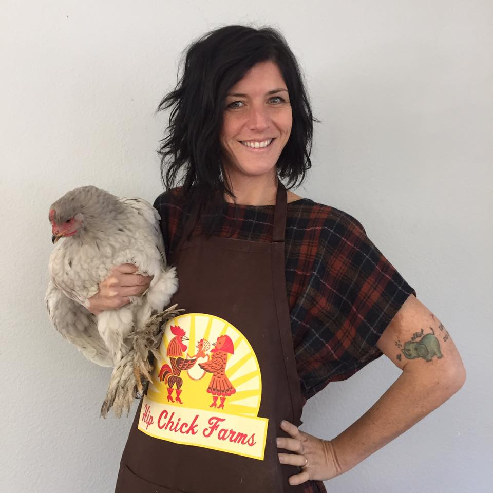 Serafina Palandech Johnson   serafina@hipchickfarms.com  Marketing