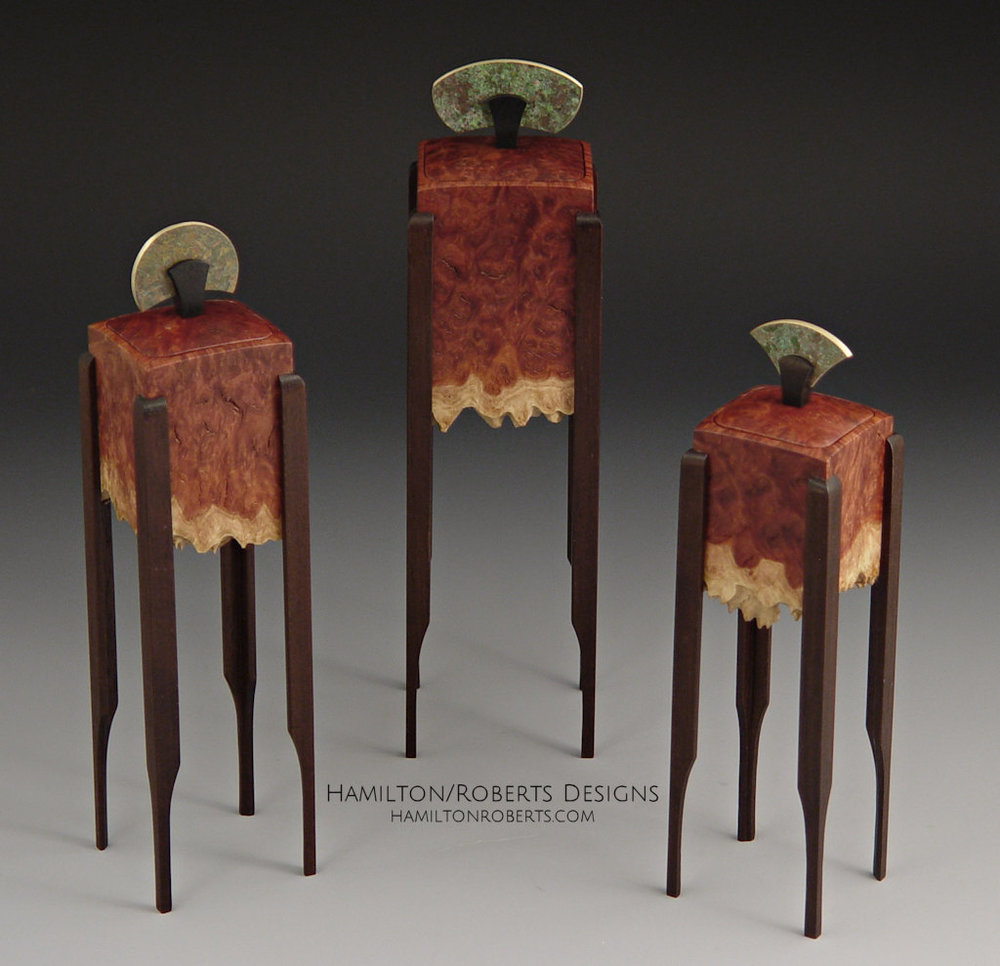 Spider Stilt Boxes