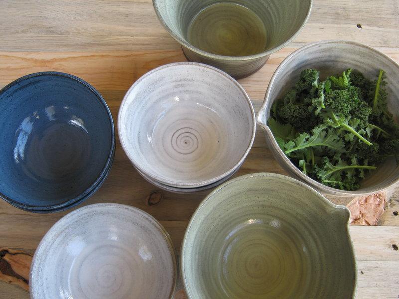 Several Bowls