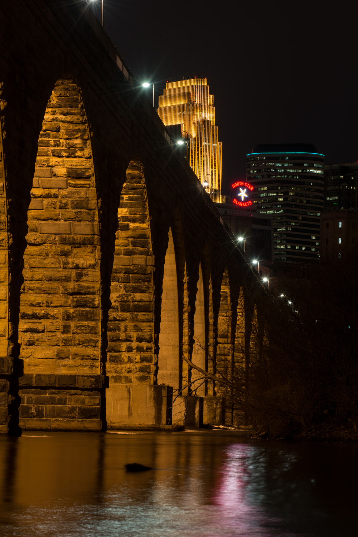St. Paul Arch Bridge