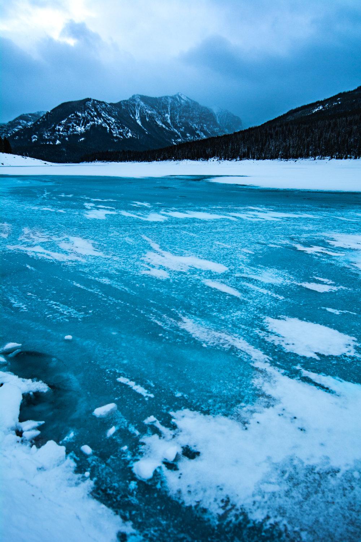 Ice'd Hyalite