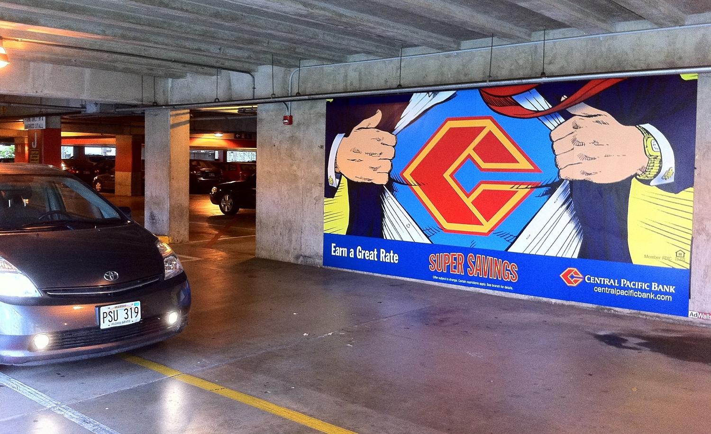 Garage Walls   AdWalls