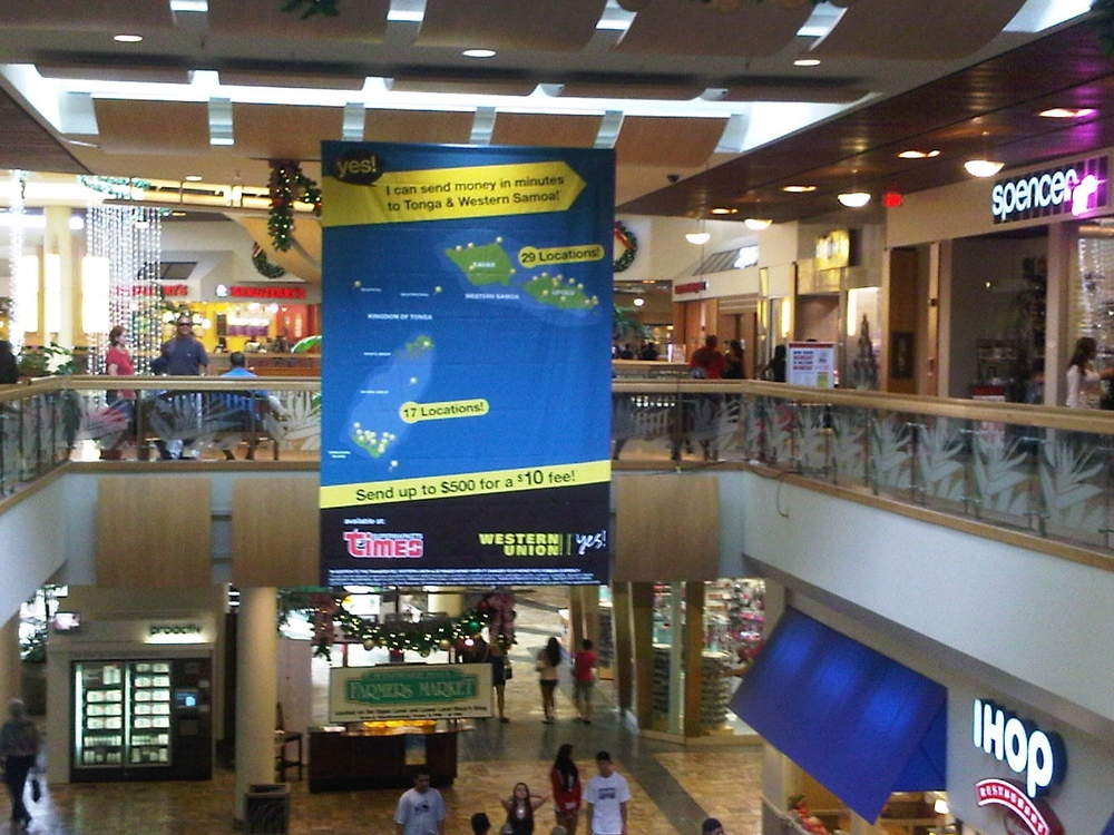 Mall Banners