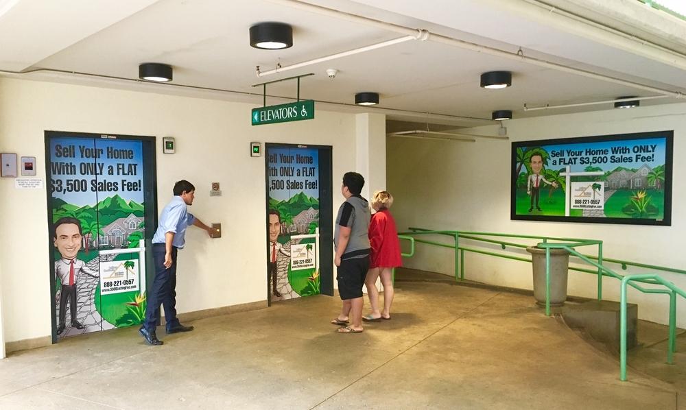 Elevator Ads