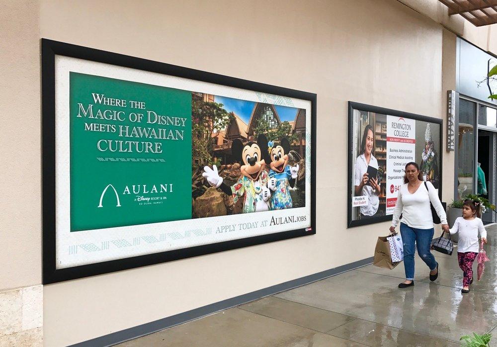 Mall Frames