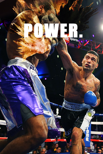Lucas Matthysse vs Lamont Peterson Round 2