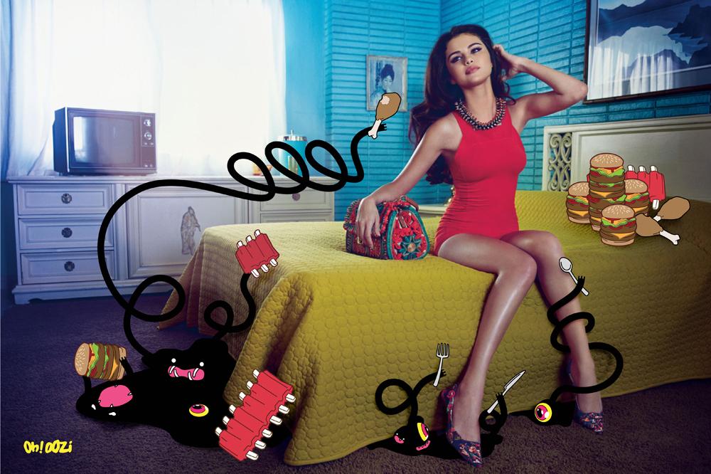 Nonething™ V.S. Selena Gomez