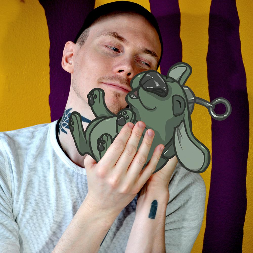 Jacob VS Puppy Grenade